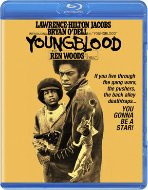 Youngblood (Blu-ray): Ronin Flix