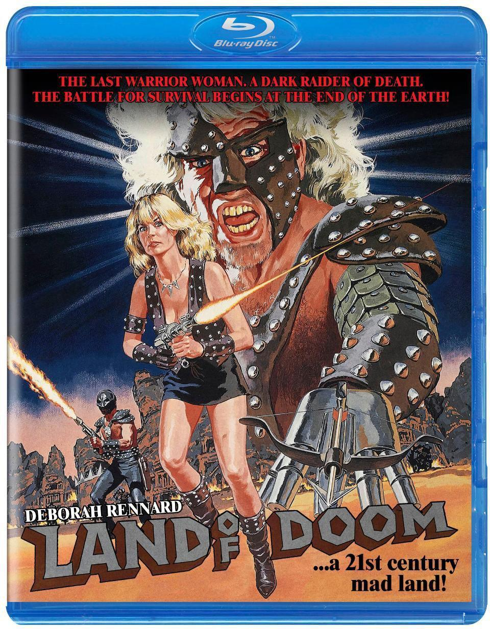 Land of Doom (Blu-ray): Ronin Flix