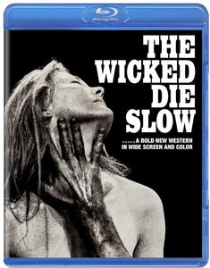 The Wicked Die Slow (Blu-ray): Ronin Flix