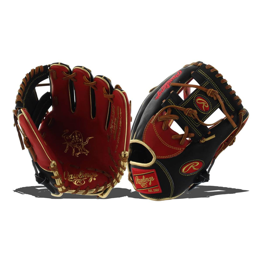 "Rawlings Heart of the Hide 11.5"" BBG: PRONP4-2SBG"