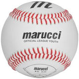 Marucci YOUTH OFFICIAL LEAGUE GAME BASEBALL - 12 PACK