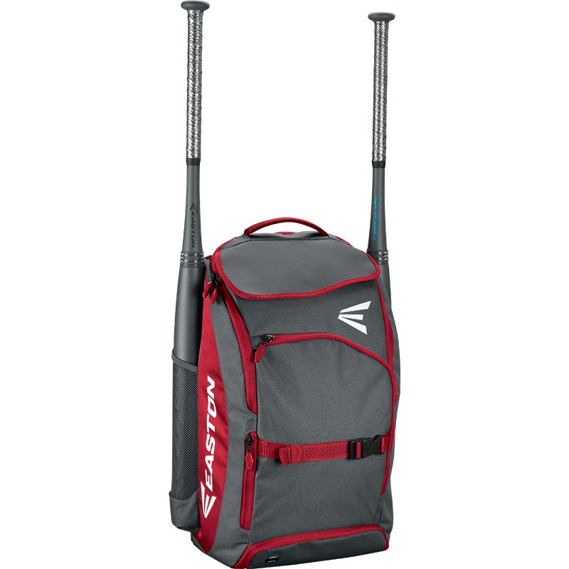 Easton Prowess Softball Backpack Red