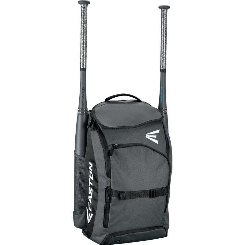 Easton Prowess Softball Backpack Charcoal/Black