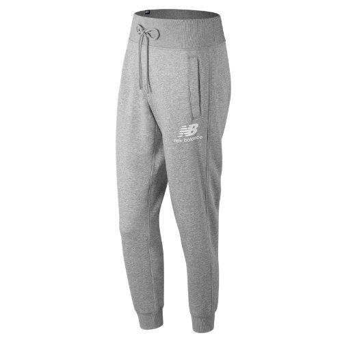 NEW BALANCE Women's Essentials Brushed Jogger Sweatpant Grey