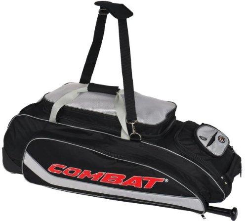 Combat Derby Life Roller Bag -Red