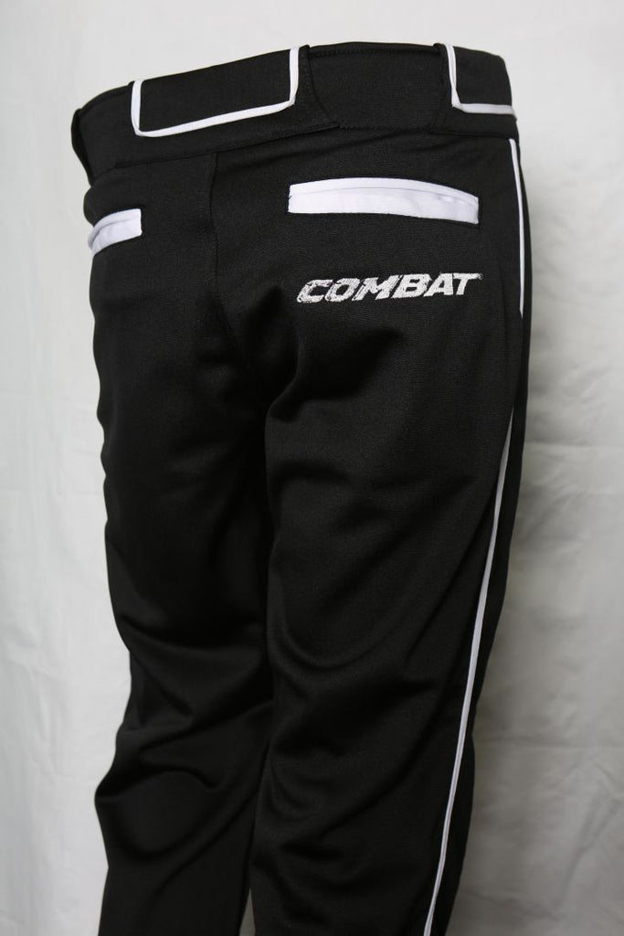 Premium Stock Pant Black/White
