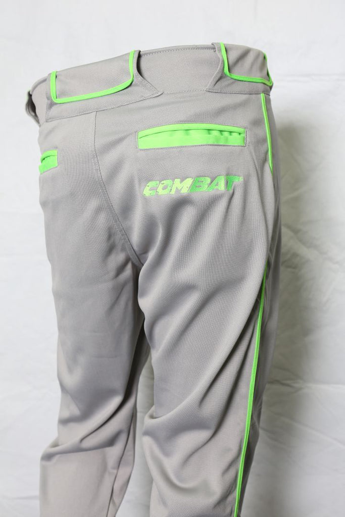 Premium Stock Pant Grey/Lime