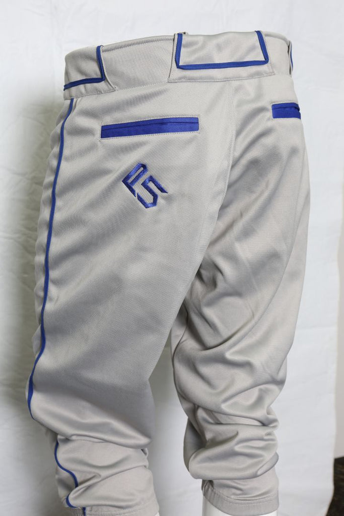 Premium Stock Pant Grey/Royal