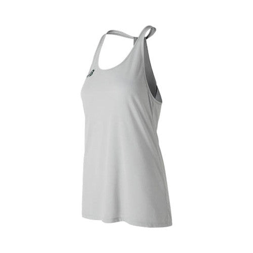 NEW BALANCE Women's Game Changer Tank SILVER