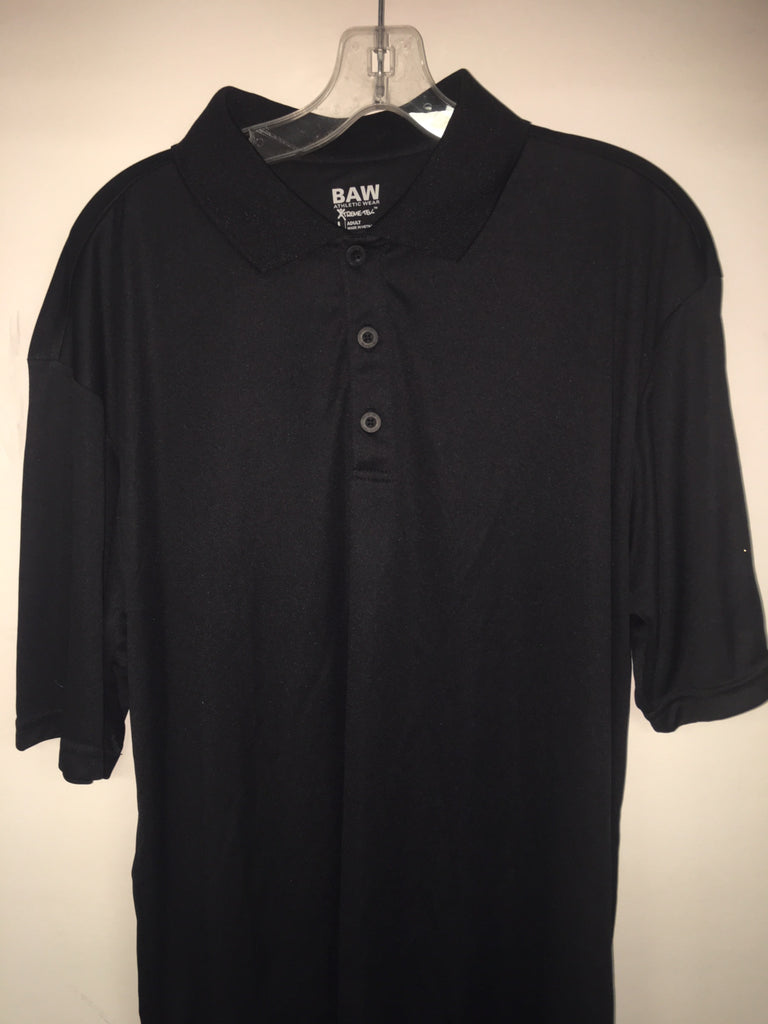 Nostalgia Team Combat Polo Black