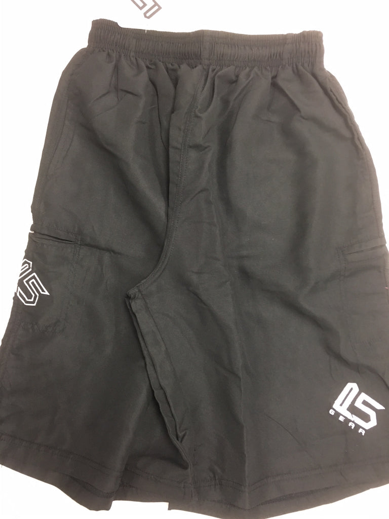 P5 Off The Field Shorts Black