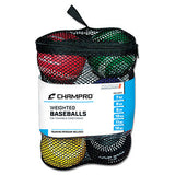 Weighted Training Baseball Team Set