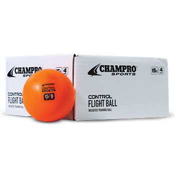 "9"" Control Flight Ball (4) Pack"