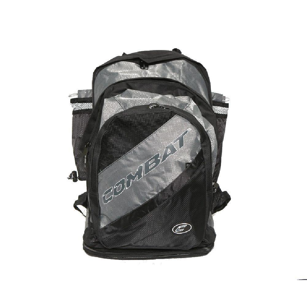 Combat Derby Life Backpack - Charcoal