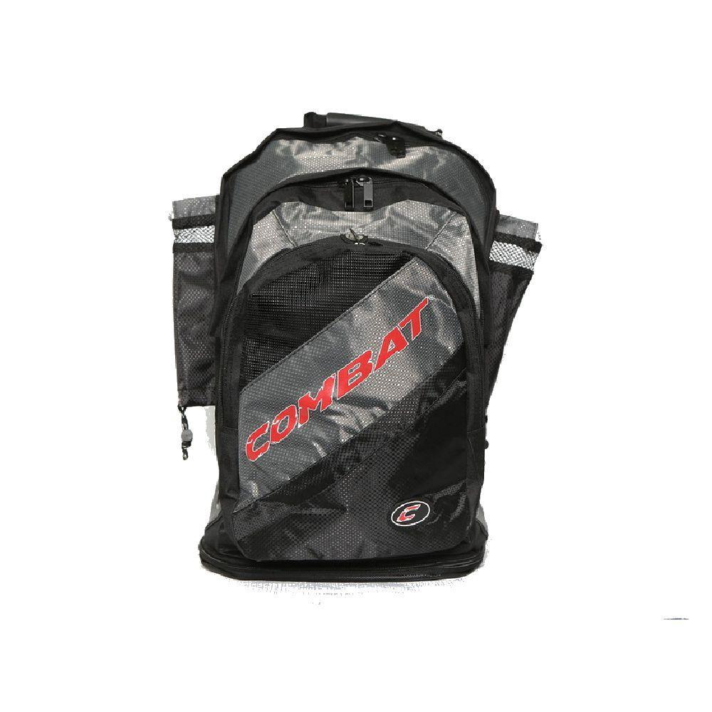 Combat Derby Life Backpack - Red