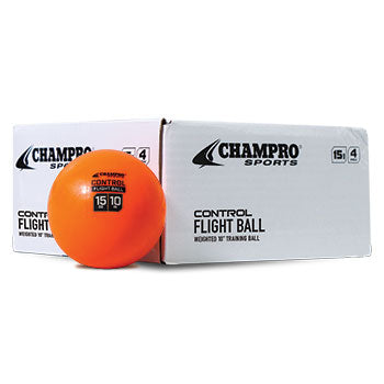 "10"" Control Flight Ball (4) Pack"