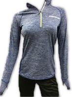 Combat Blue Women's ¼ Zip