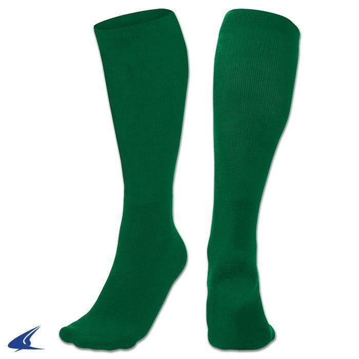 Champro Sports MULTI-SPORT SOCK FOREST GREEN