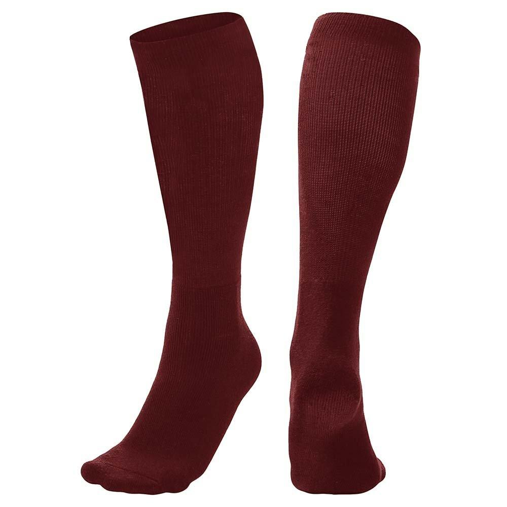 Champro Sports Multi-Sport Sock Maroon