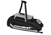 Combat Derby Life Roller Bag - White