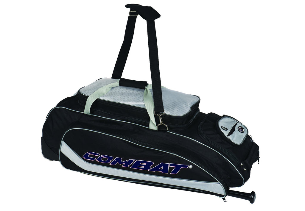 Combat Derby Life Roller Bag -Navy