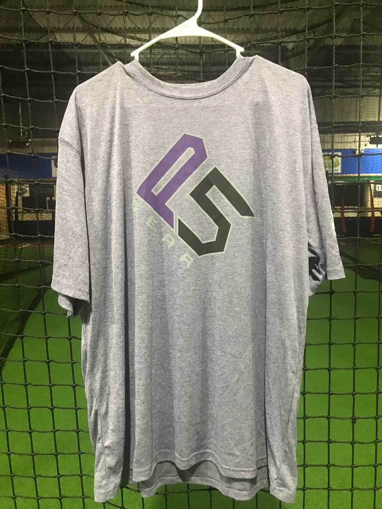P5 Purple/Black Tee