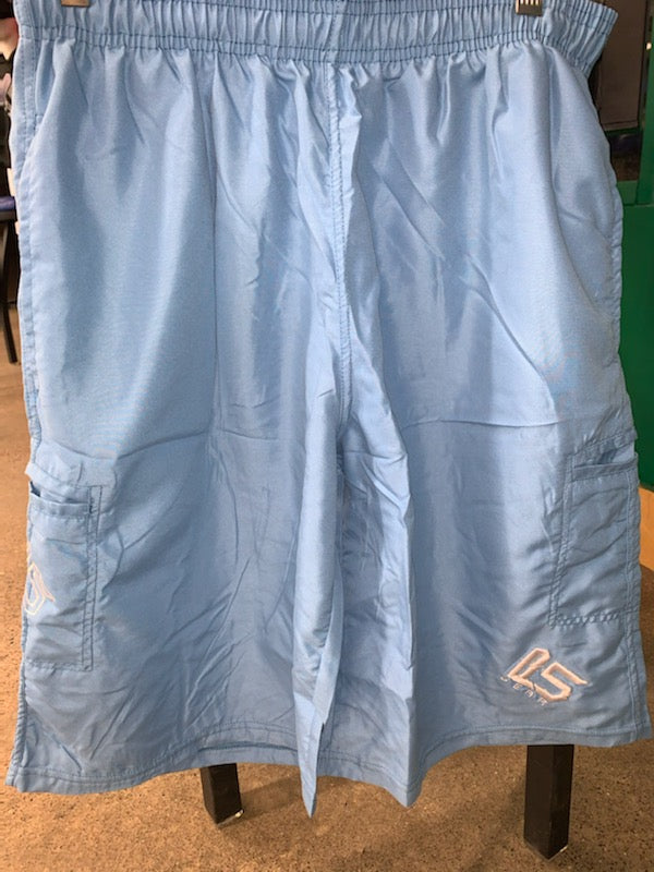 P5 Off The Field Shorts Light Blue