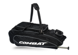 Combat Maxum Player Roller Bag - White
