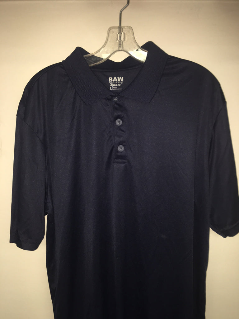 Nostalgia Team Combat Polo Navy