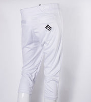 P5 Passe Knicker Style Pant Solid White