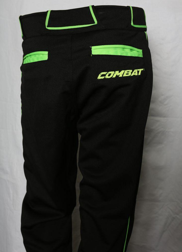 Premium Stock Pant Black/Lime