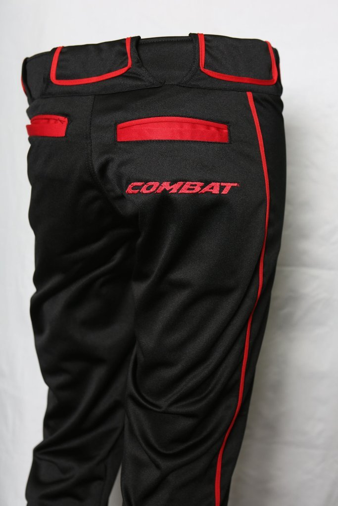 Premium Stock Pant Black/Red