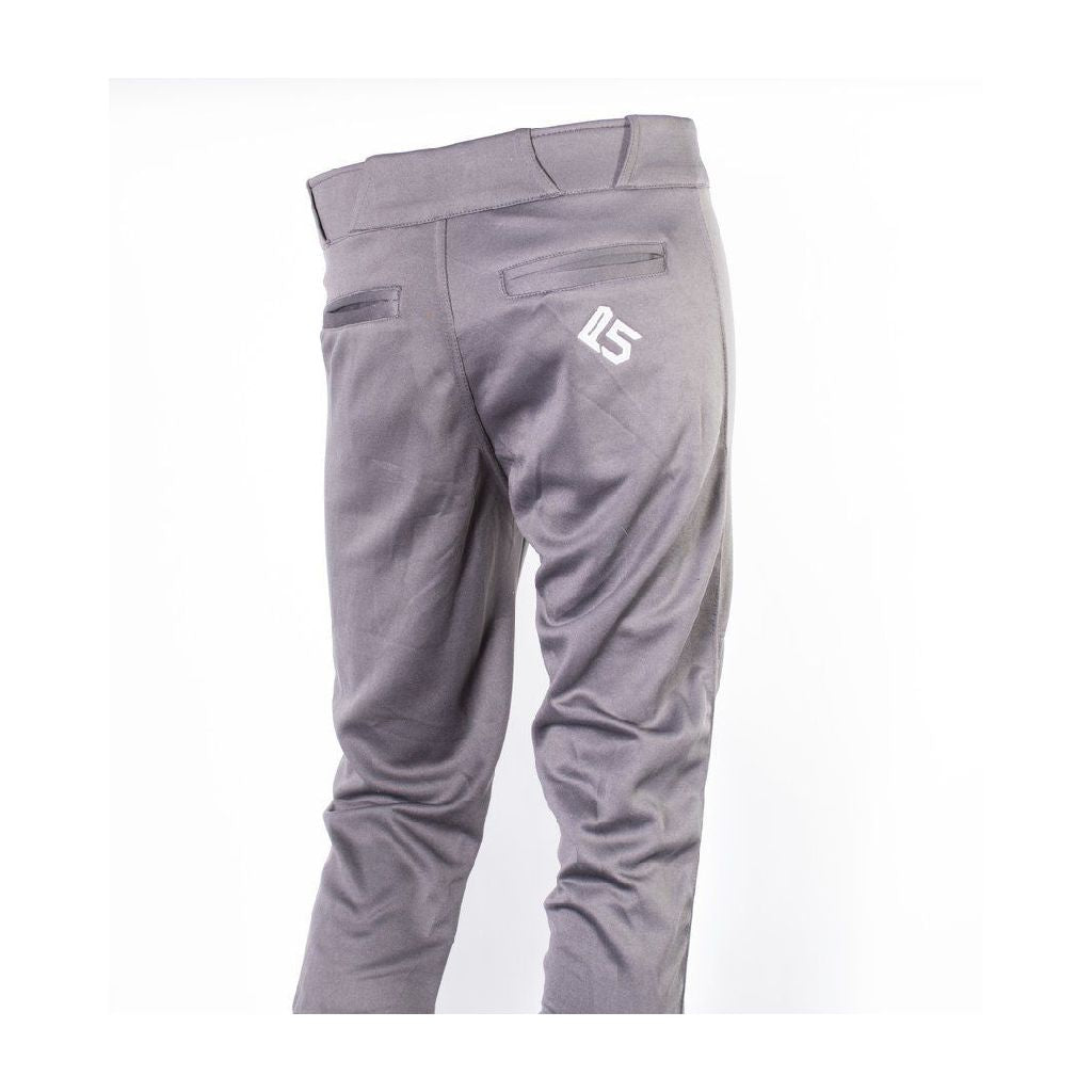 Premium Stock Pant Charcoal Solid