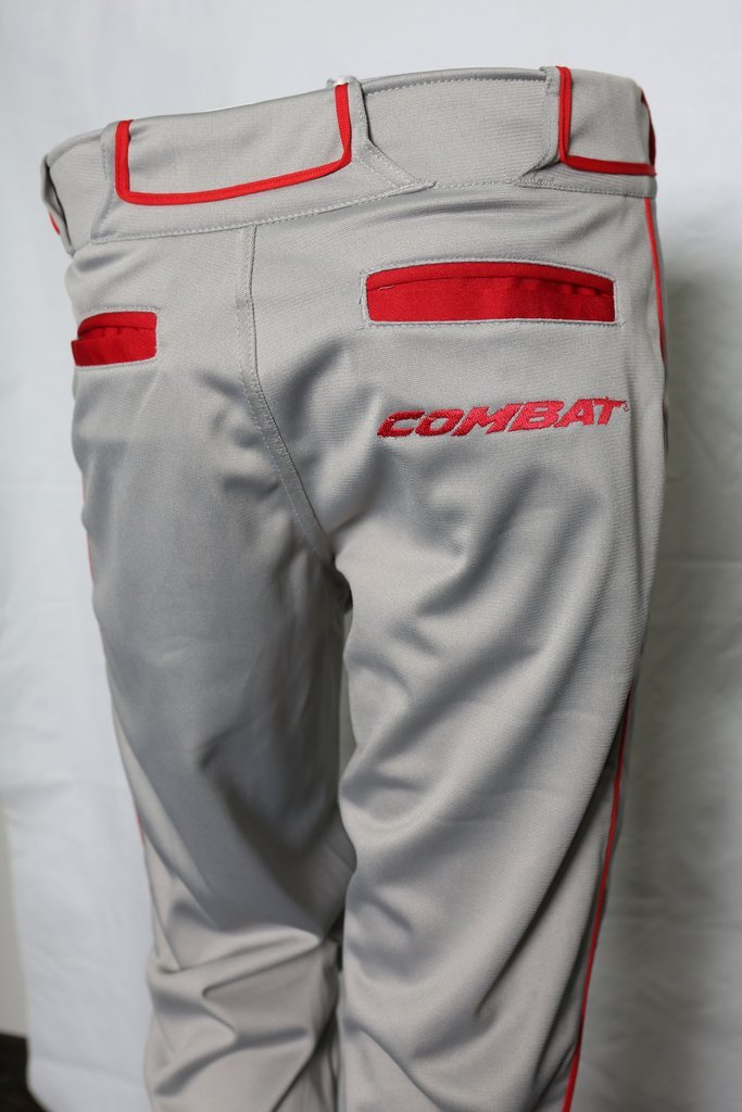 Premium Stock Pant Grey/Red