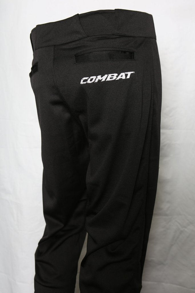 Premium Stock Pant Solid Black