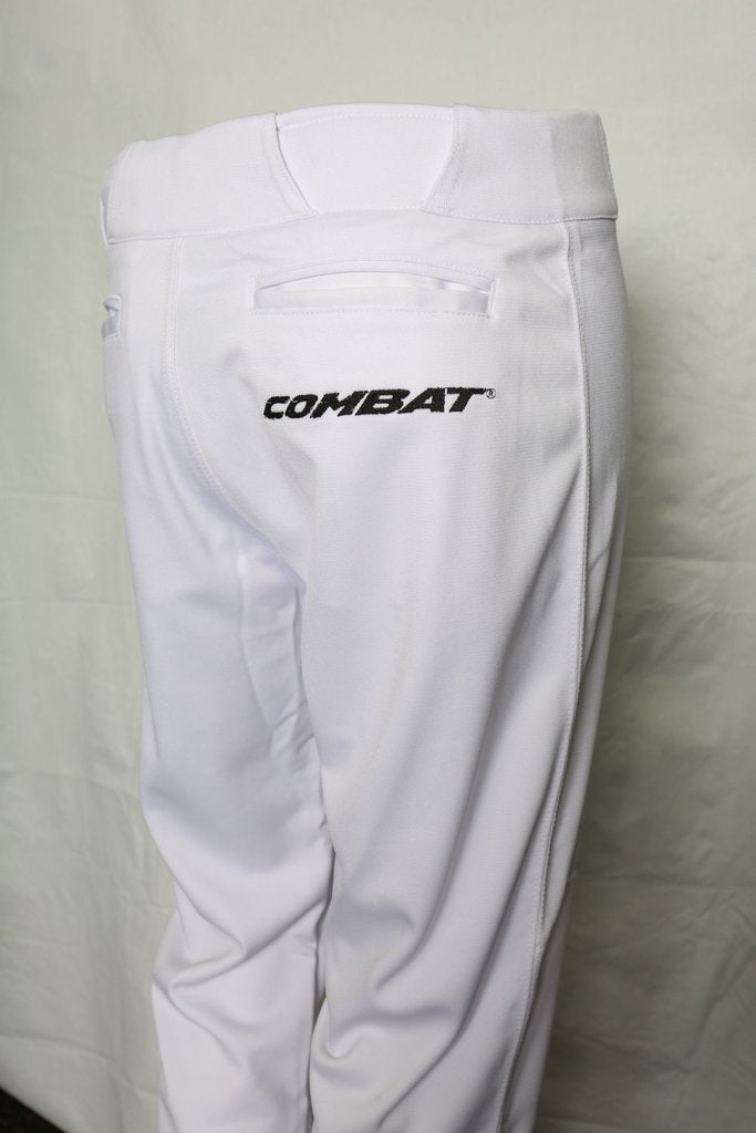 Premium Stock Pant Solid White