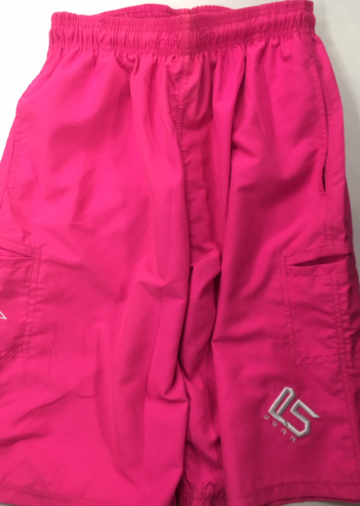 P5 Off The Field Shorts Pink
