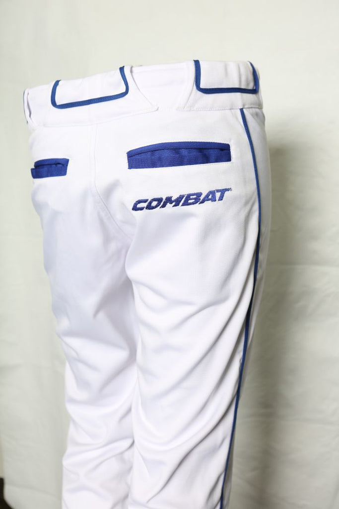 Premium Stock Pant White/Royal