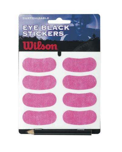 EYE BLACK STICKERS-PINK