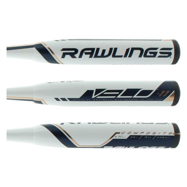 2019 Rawlings VELO -11 FP Bat: FP9V11
