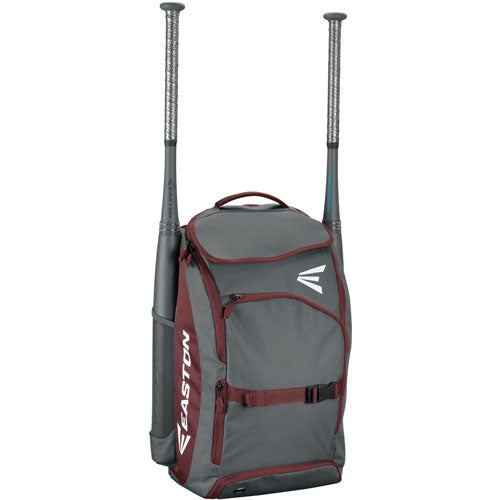 Easton Prowess Softball Backpack Maroon
