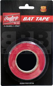 Rawlings Bat Tape Red