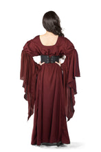 Medieval Renaissance Faire Huntress Lady Archeress Gown Dress