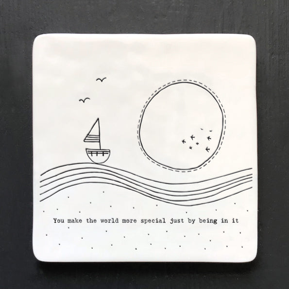 Coaster - 'Make The World More Special'