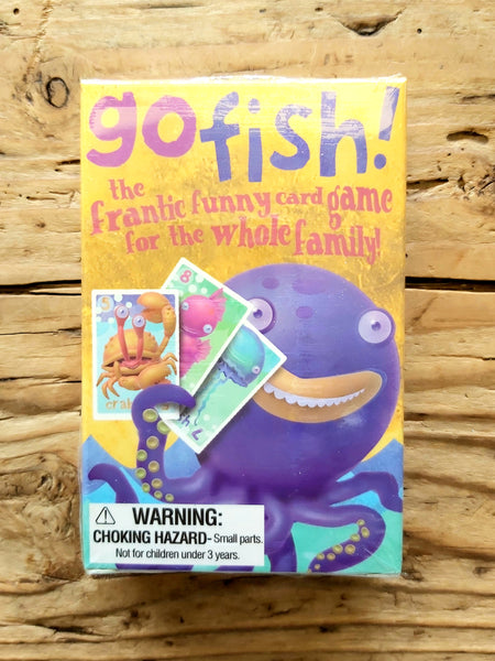 'Go Fish' Card Game