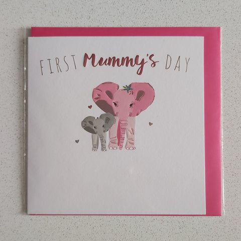 First Mummy's Day - Elephant