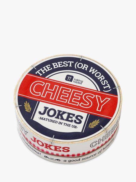 Box of Cheesy Jokes