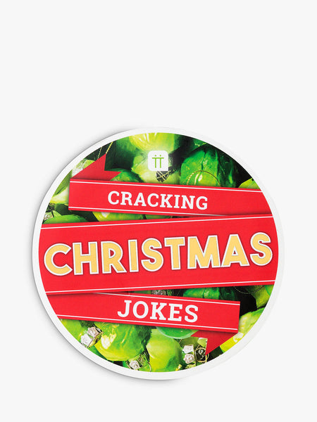 Box of Cracking Christmas Jokes