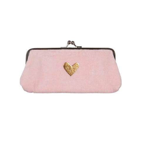 Baby Pink Cosmetic Bag
