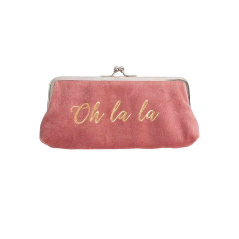 'Oh La La' Cosmetic Bag